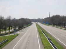 Heerlijk doorrijden over rustige wegen: Brabant was volledig filevrij op deze vakantieochtend