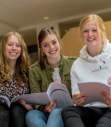 Zo ging het havo-examen Nederlands in Oldenzaal: 'Daar zit potentie in'