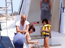 'Dochters en vrouw Guardiola ook bij Ariana Grande'