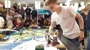 Leerlingen van SIGO behalen straffe tweede plaats in First Lego League met zelf geprogrammeerde robot
