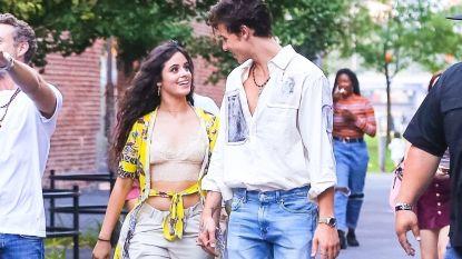 Camila Cabello bevestigt (eindelijk) relatie met Shawn Mendes