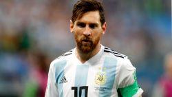"""Keert Lionel Messi Argentinië definitief de rug toe? """"Dit jaar speelt hij zeker niet meer"""""""