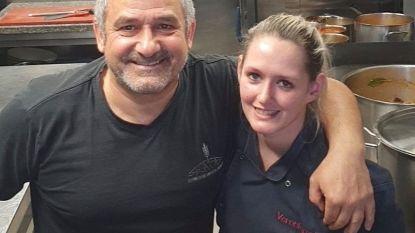 """Chef-kok van Spiga d'Oro probeert er het beste van te maken tijdens coronacrisis: """"Klanten blijven hangen om hun zegje te doen"""""""