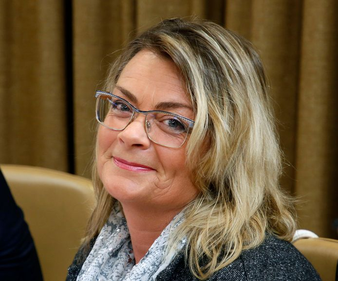 Wethouder Paula Stoker