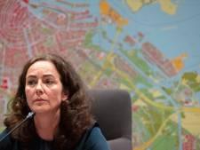 Cameratoezicht op drukke pleinen in Amsterdam in strijd tegen corona