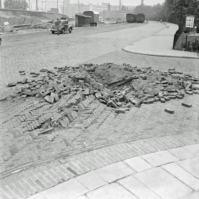 Ontploffingen in Eindhoven in 1955