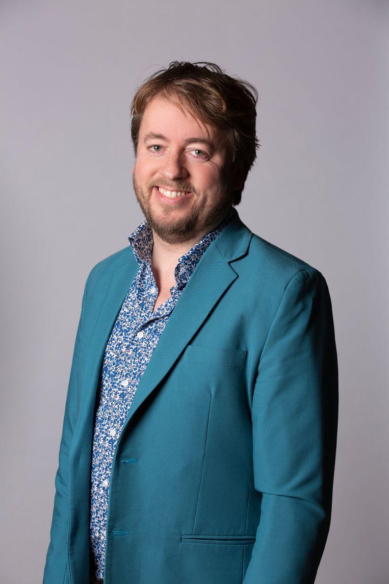 Daniël van Veen, directeur van het Amsterdams Kleinkunst Festival Beeld null