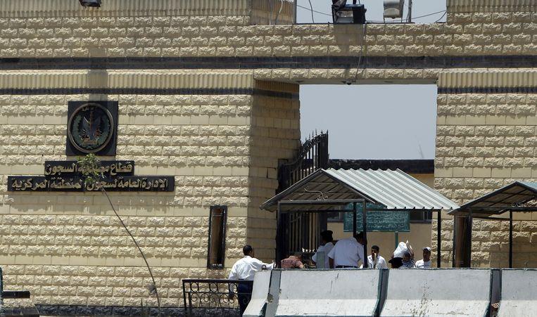 Een gevangenis is Egypte.  Beeld REUTERS