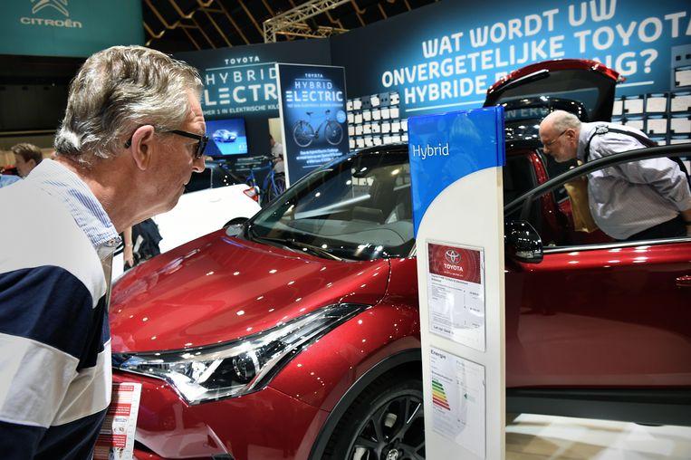 subsidie hybride auto