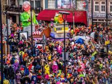 Carnavalsoptocht in Tilburg verplaatst naar 22 maart