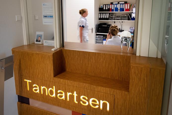 De tandartsenpost bij het Spoedplein in Nijmegen.
