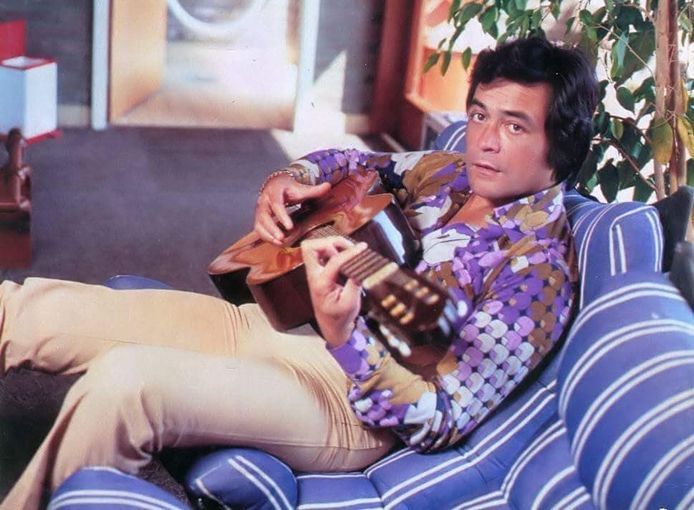 De Roosendaalse zanger Jack Jersey.