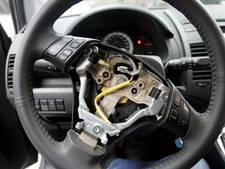 Airbags gestolen uit Deldense auto's