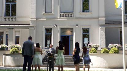 Huwelijken 2.0: Zaventemnaars kunnen in park trouwen, Zemstenaars voor de camera