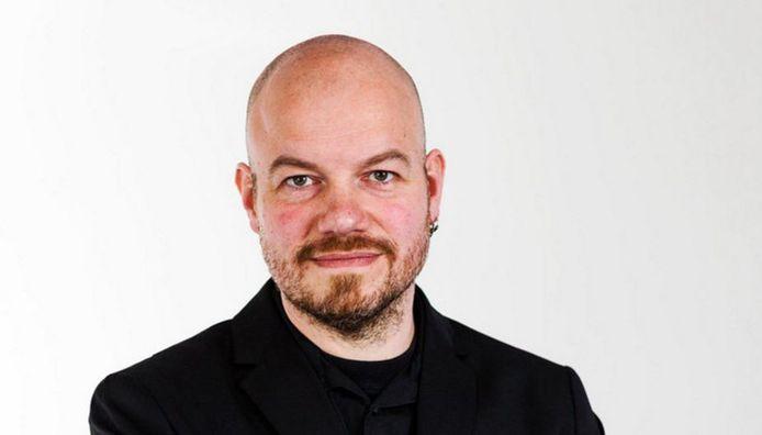Raffi Trapman, plaatsvervangend chef AD Haagsche Courant.