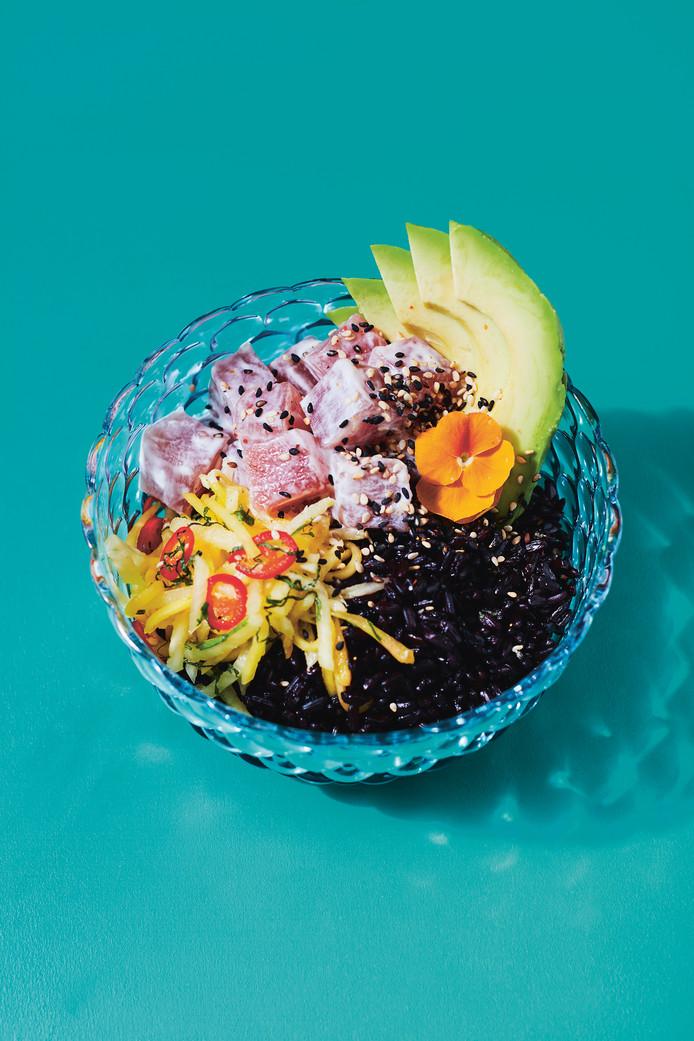 De Lekkerste Poké Bowls Maak Je Zelf Binnenland Adnl
