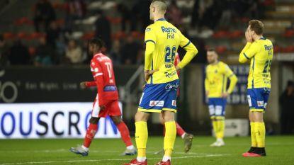 """Waasland-Beveren verliest van Moeskroen en heeft mirakel nodig op slotspeeldag: """"Maar zo lang er hoop is..."""""""