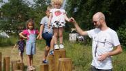 Provincie opent nieuwe kindvriendelijke wandellussen in Landschapspark Bulskampveld