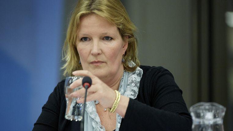 Mariëtte Patijn, FNV-bestuurder: 'Deze uitspraak heeft ook grote gevolgen voor werknemers in Nederland.' Beeld anp