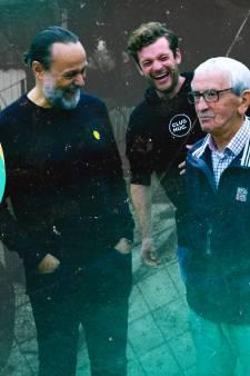 Hugo Borst bezoekt zorgboerderij: 'Mensen zijn hier gelukkiger'