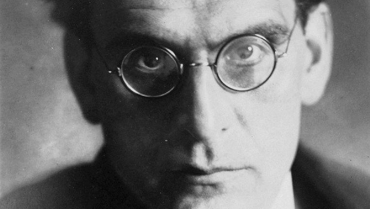 Otto Klemperer. Beeld