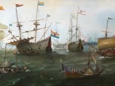 Schilderijen van nieuwe expositie In de ban van de zee nog nooit door publiek gezien