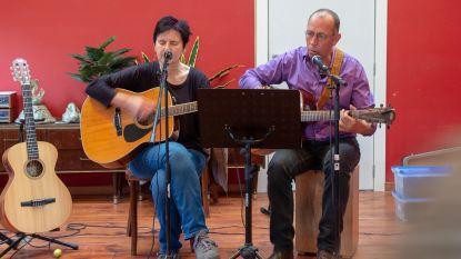Repair Café Houtem met muziekoptreden