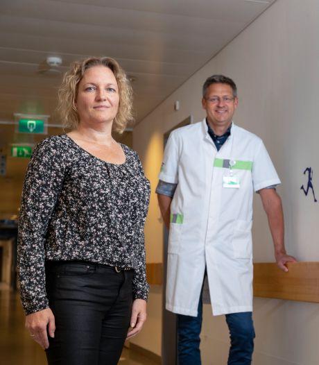 Jantina (45) is een van de patiënten van de nieuwe CoFit-poli in  Ede: 'Er is alleen maar mist in mijn hoofd'
