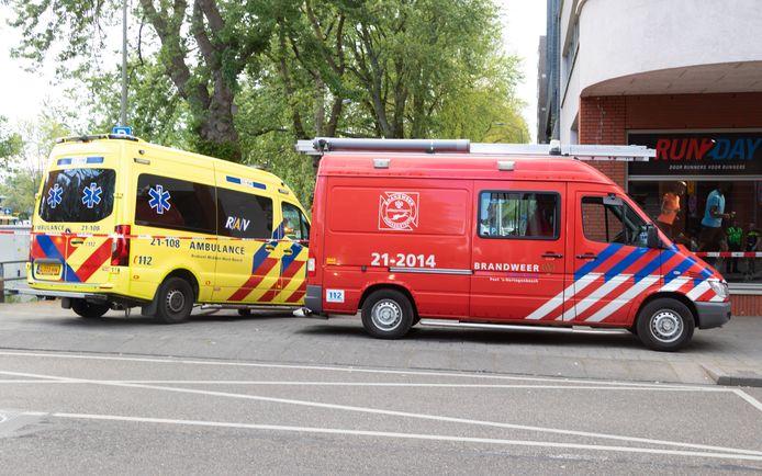 Oudere man uit water gehaald in centrum Den Bosch