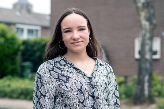 Sabine Hellegering uit Lienden.