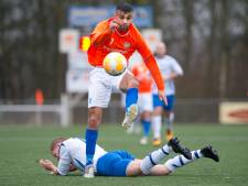 Eigen doelpunt doet CVC Reeuwijk de das om tegen Alphia