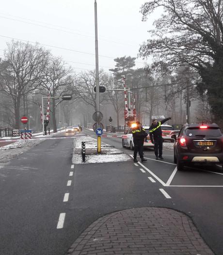 Verkeerschaos in Soest na aantreffen lichaam