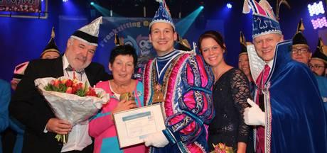 Carnavalsprijs Oud-Zevenaar voor Tineke Nass