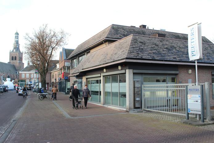 Het pand in Etten-Leur.