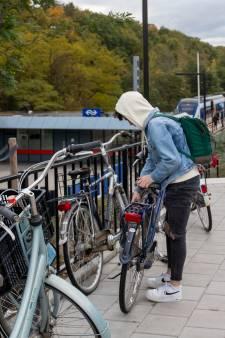 Rhenen pakt foutparkeren fietsen bij het station aan