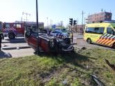 Man (68) overleden bij ongeluk in Eindhoven, bestuurder werd onwel