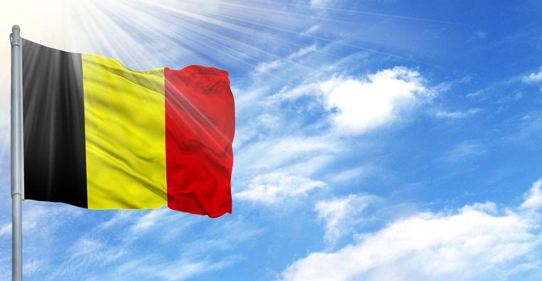 De gemeente wil de Belgische vlag zien wapperen.