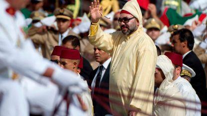 Marokkaanse koning verleent gratie aan 188 betogers