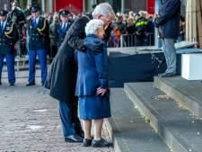 Geen enkel risico bij dodenherdenking, dus legt Van Zanen in totale afzondering een krans op het Domplein