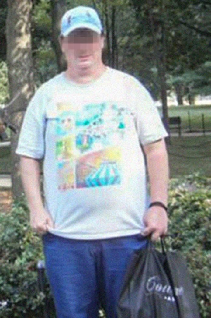 De politie verspreidde de foto van James B. toen uit onderzoek bleek dat hij contact had gehad met het 12-jarige Rotterdamse meisje dat vermist was.