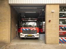 Afvalbrand Elburg onder controle