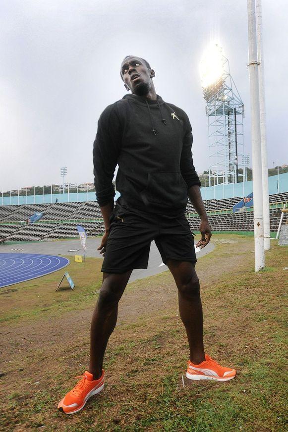 Waarom Usain Bolt doping gebruikt of niet   De Volkskrant