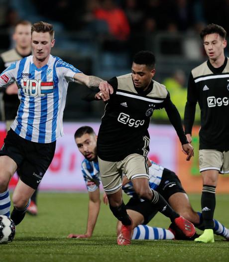 FC Eindhoven treft hekkensluiter: 'Als we niet van Jong FC Utrecht winnen, is het klaar'