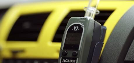 Seize alcolocks installés dans des véhicules en 2015