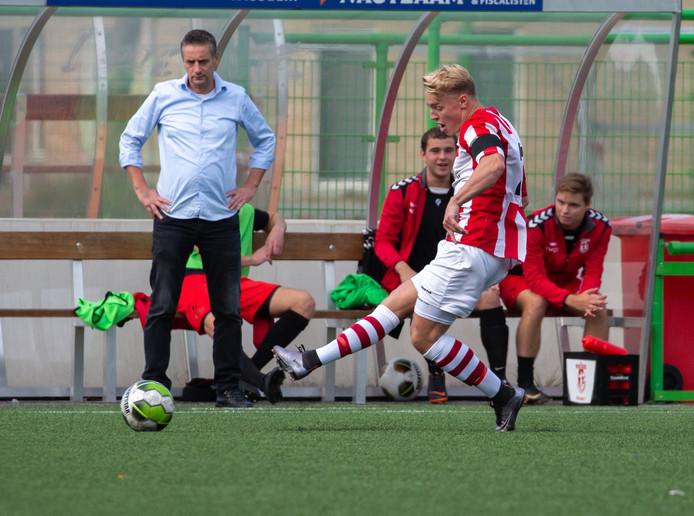 SV TOP-speler Tobi Steeg