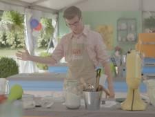 Heel Holland Bakt-winnaar Hans: Appeltaart eet ik het liefst