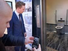 Zelfreinigend toilet Binnenrotte al 16.000 keer gebruikt
