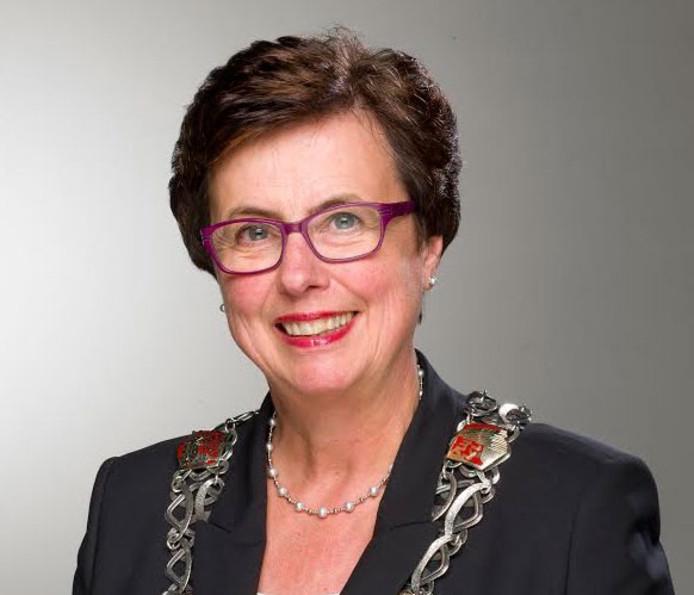 Burgemeester Anja Thijs van Eersel