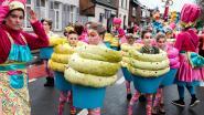FOTOREEKS: 50 wagens verblijden 55e carnavalstoet