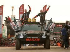 Gebroeders Coronel halen de finish van Dakar Rally